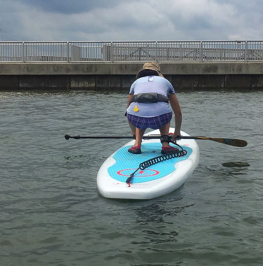 most popular place to paddle board Amelia Island