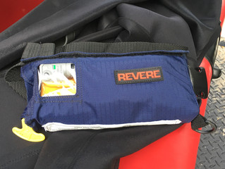 A Review of the Revere Survival ComfortMax Inflatable PFD Belt for Paddle Boarding