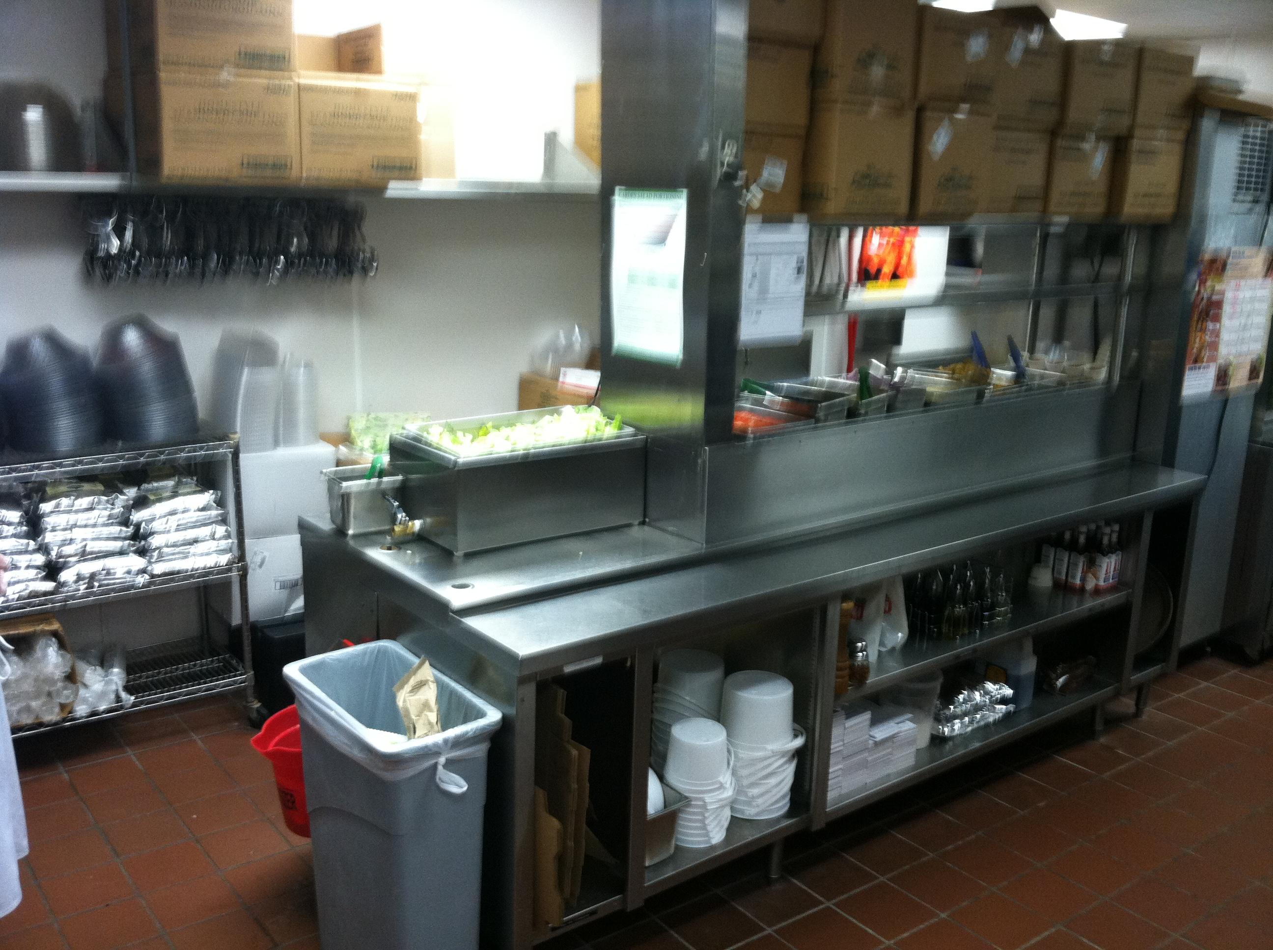 Olive Garden Remodel