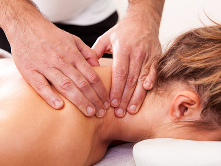 Did you know your auto insurance covers massage therapy after an accident?