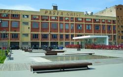 PRU Ghigi - Piazza-giardino