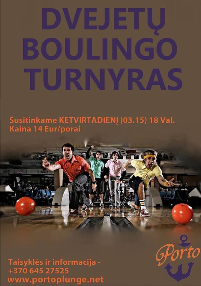 Dvejetų boulingo turnyras