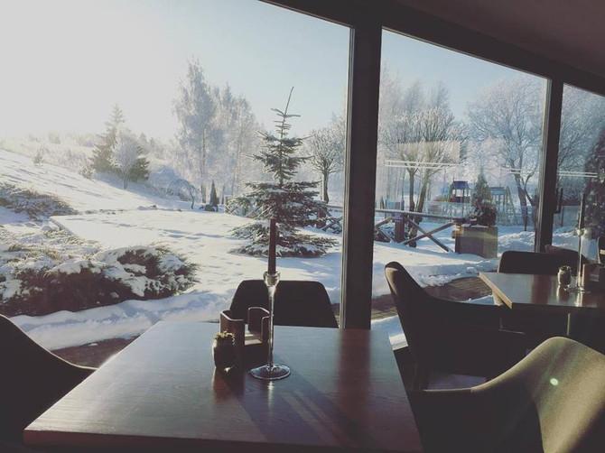 Kviečiame užsukti ir pasigrožėti nuostabiais žiemos vaizdais.
