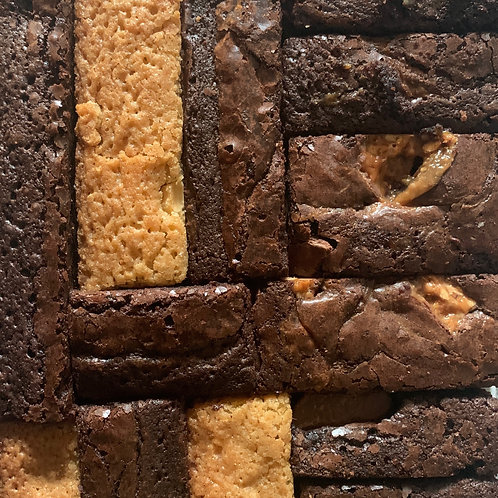 Offcut Brownies Bites