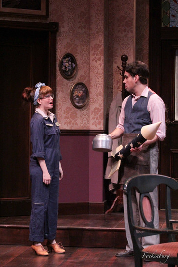 """""""You can't Take It With You"""" (2016) - Me as Paul Sycamore - John Abbott College Theatre"""