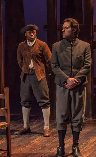 """The Crucible"" (2017) Me as Ezekiel Cheever - John Abbott College Theatre"