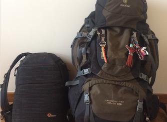 [FR] [ENG] Dans mon sac : ce que j'ai gardé│In my bag : what I kept