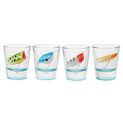 Lures Shots Set of 4