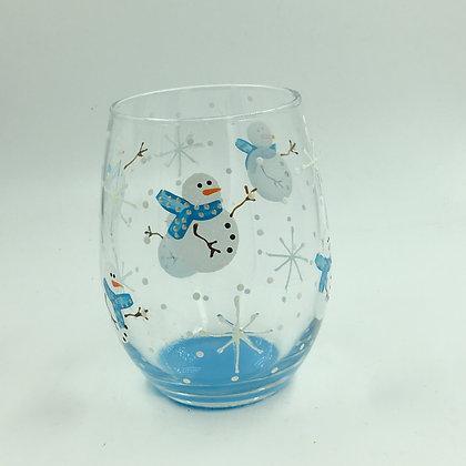 Frosty ~ Blue