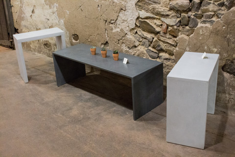 Veldt Table and Side Tables