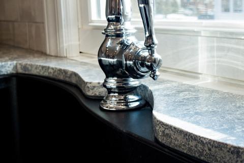Wilmington Kitchen- Sink Detail