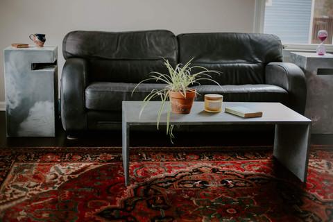 Veldt Table & Eolian Side Tables