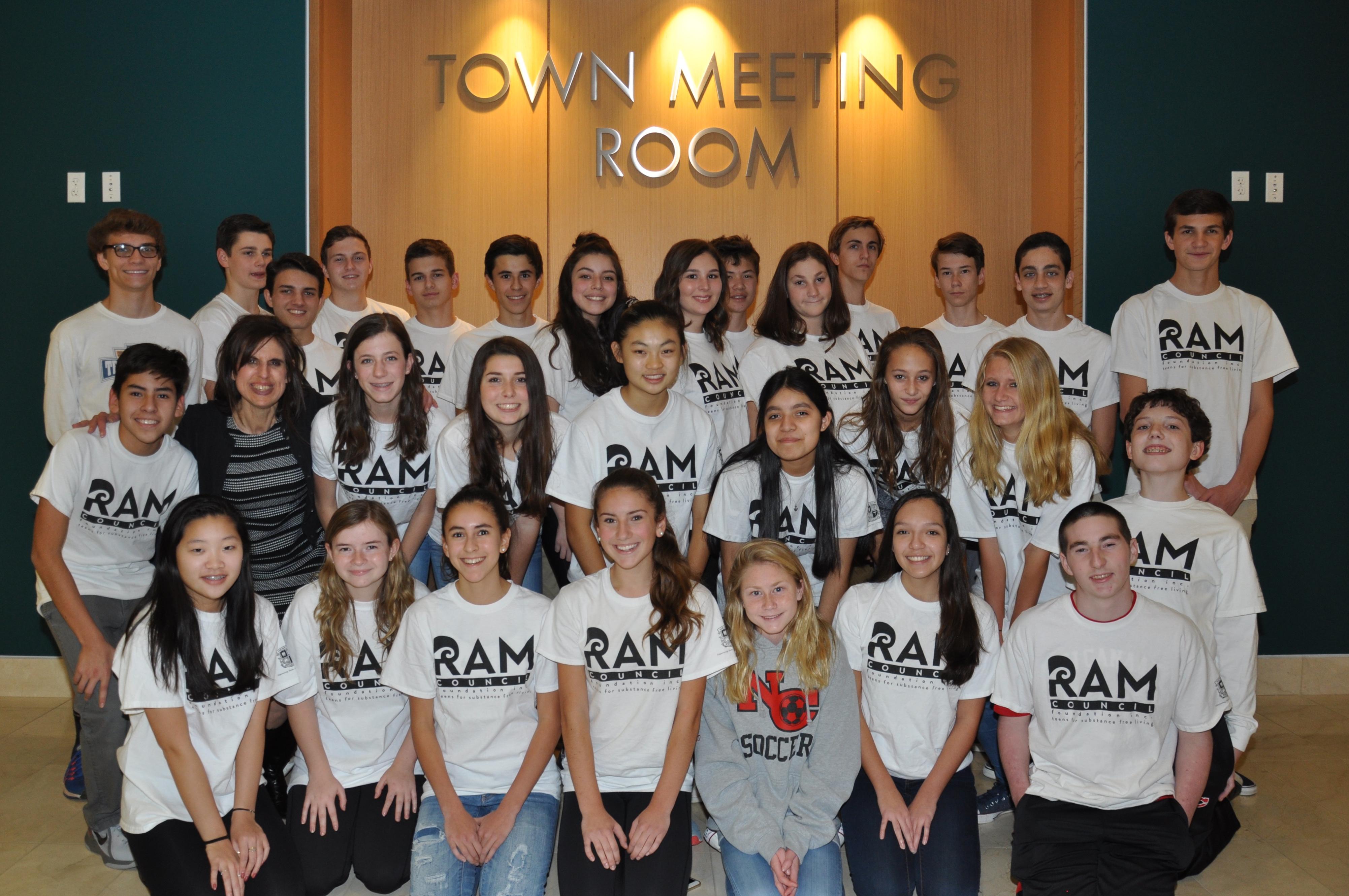RAM Council with Joyce