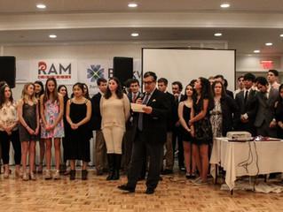 Ram Council Foundation honors Mallozzi