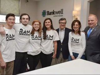 Bankwell, Ram Council Foundation Partner For Substance-Free New Canaan