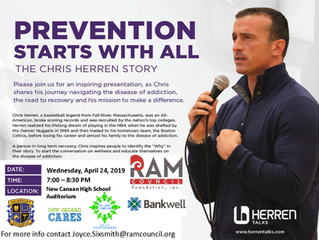 Prevention Starts With All:  The Chris Herren Story