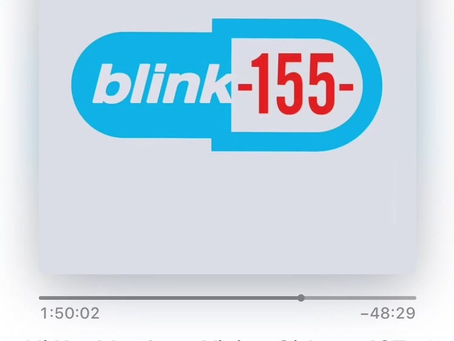 Blink-155 Podcast