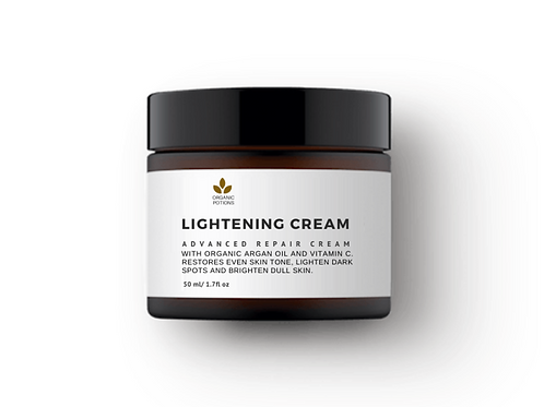 ADVANCED REPAIR CREAM -                                    LIGHTENING CREAM