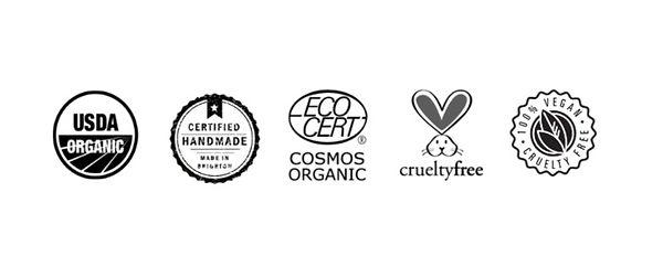 organic certified face mask with argan o