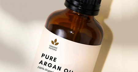 pure argan oil in Singapore by organic p