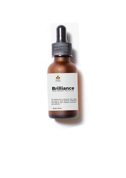 brilliance face serum with argan oil .pn