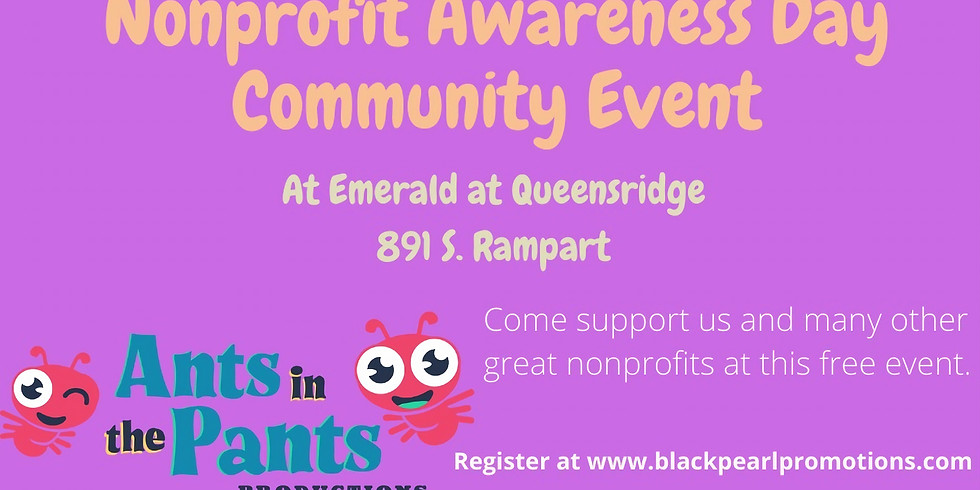 Non Profit Awareness Day Event