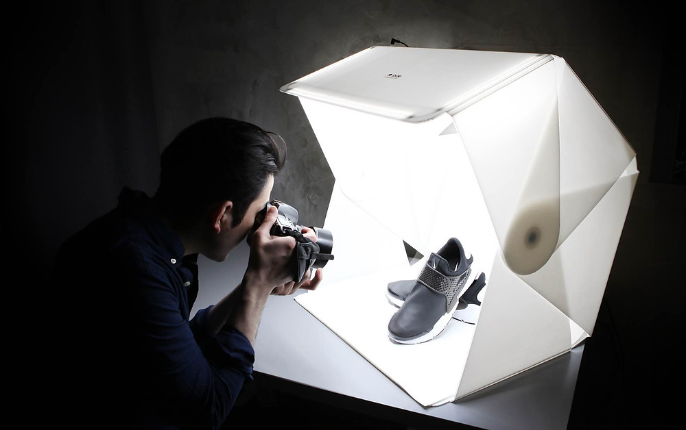 360 degree shoe photo image 3d