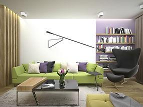Дизайн интерьера Современный стиль минимализм