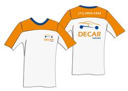 Camiseta - DECAR