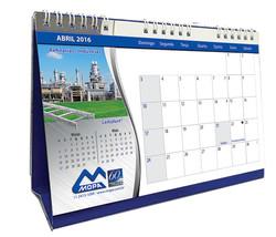 Calendario - Mopa