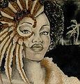 CARNAVAL_Johanna Durimel_sand paintings