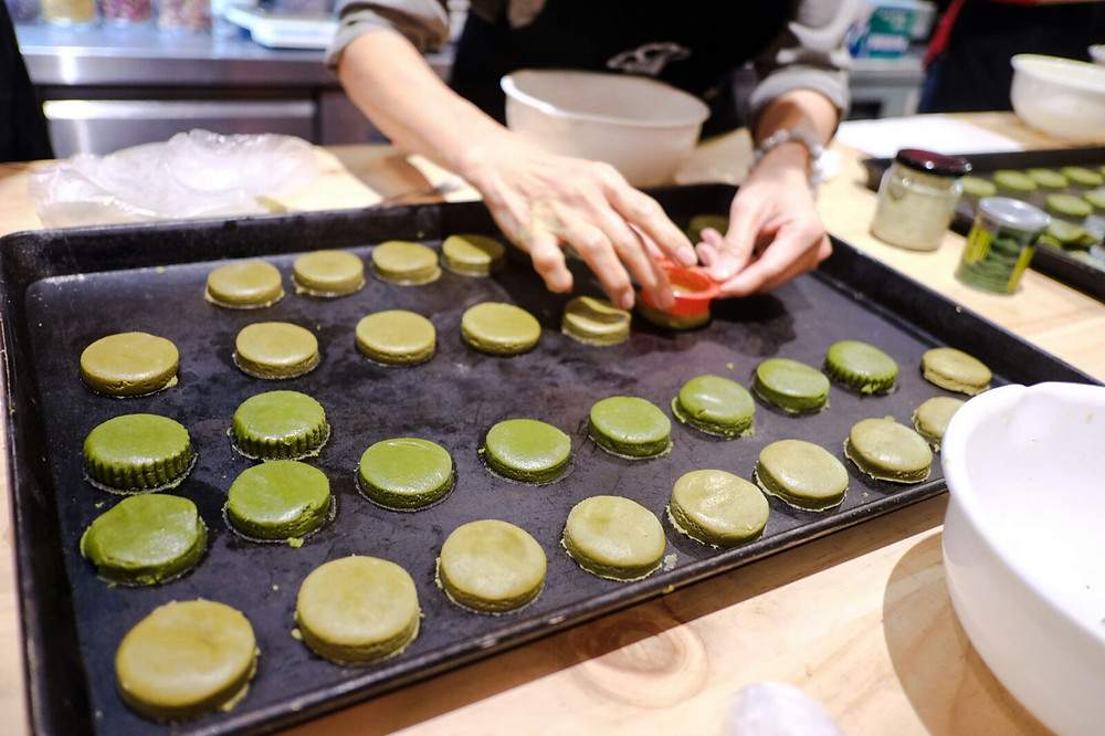 無麩質+純素+無麩質曲奇+純素曲奇+烘焙課程+無敏烘焙+低敏烘焙
