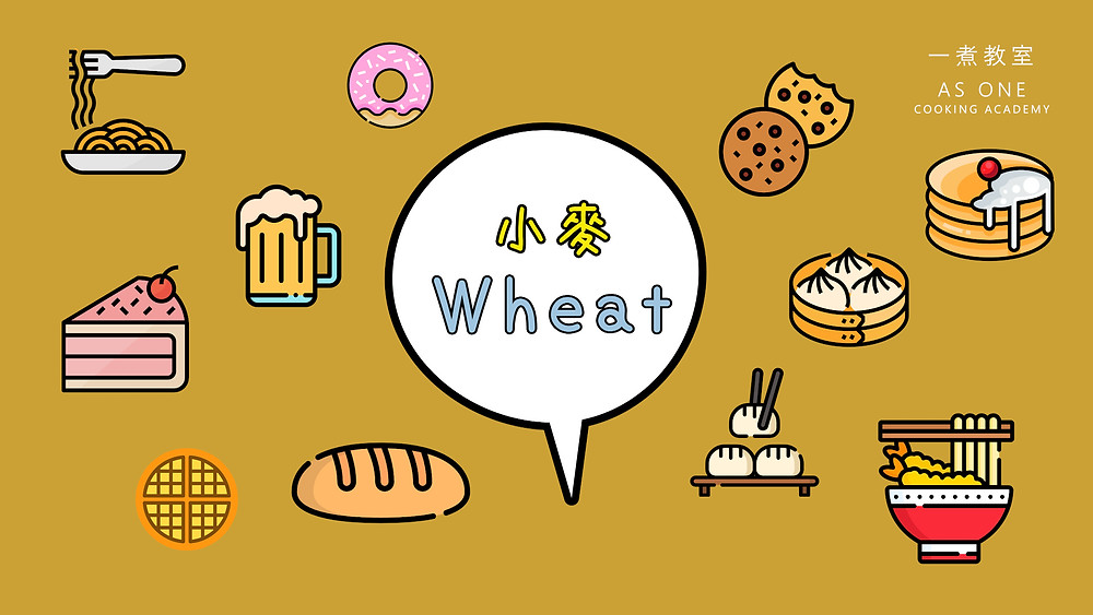wheat based food
