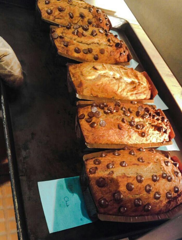 無麩質+純素+gluten free+vegan+banana bread+quick bread+bread+無敏烘焙+低敏烘焙