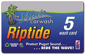The Wave Carwash Riptide WB Front Proof.