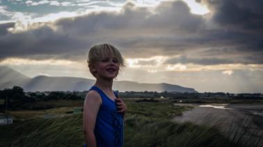 Boy from the Caravan Park