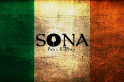 sona irish logo