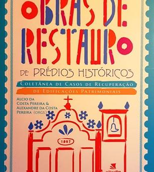 Livro: Obras de Restauro de Prédios Históricos