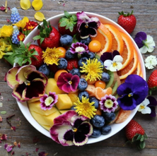 Flowers - Edible