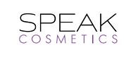 Speak Cosmetics logo