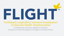 Flight logo Facilitated Longitudinal Intensive Investigation of Genuine Health Transformation