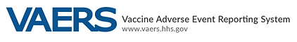 Vaccine Adverse Event Reporting System logo