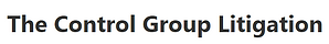 The Control Group Litigation.PNG