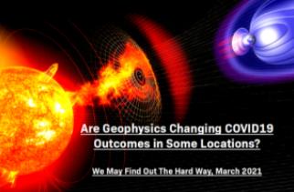 Geophysics changing the world