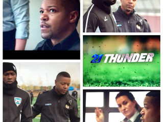 Check me out on 21 Thunder tonight!