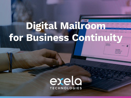 Exela Technologies - Digital Mailroom