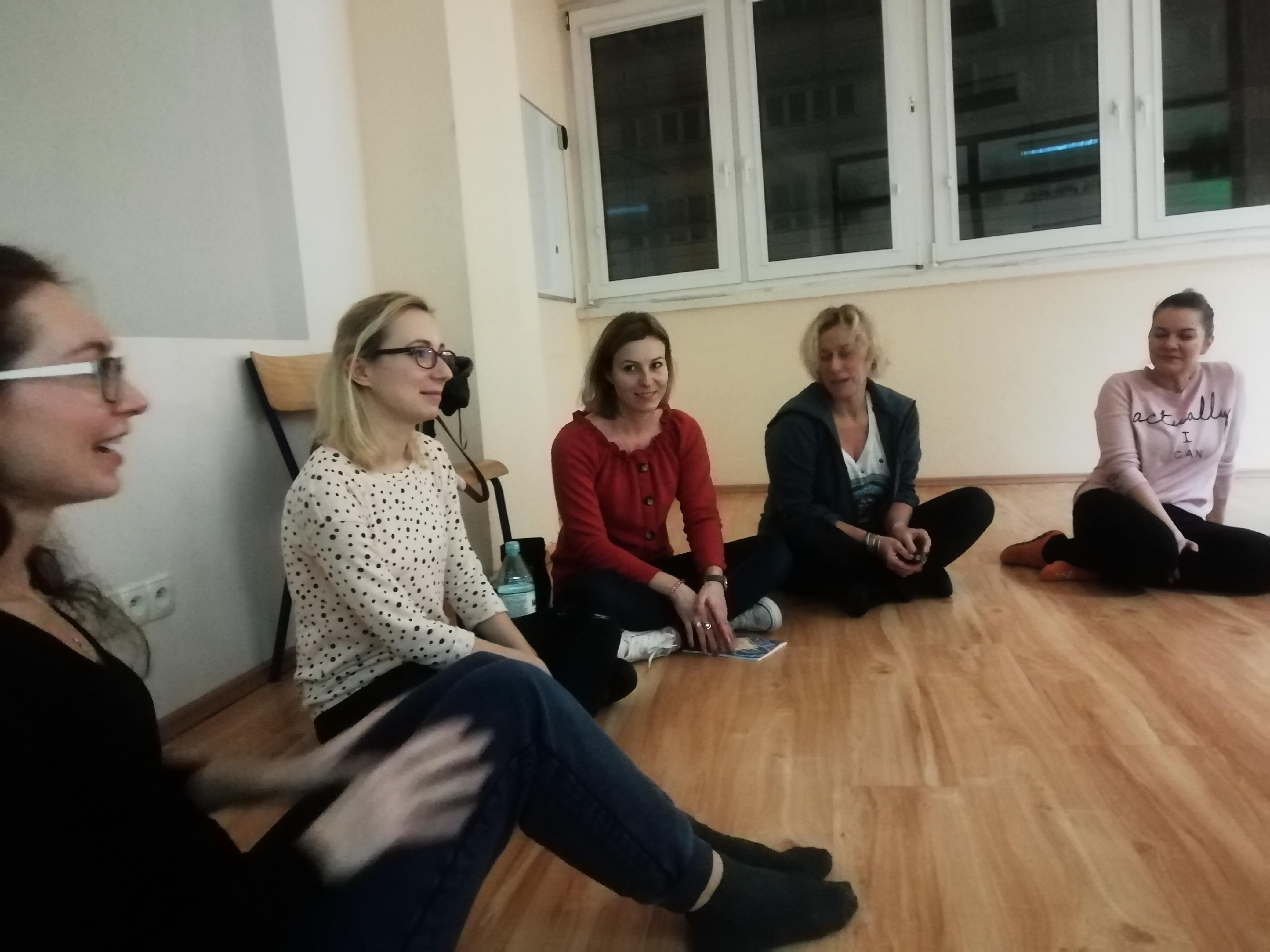 Zajęcia teatralne dla dorosłych