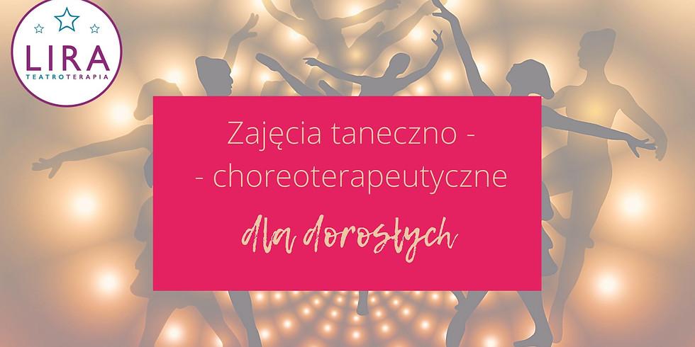 Zajęcia taneczno - choreoterapeutyczne dla dorosłych