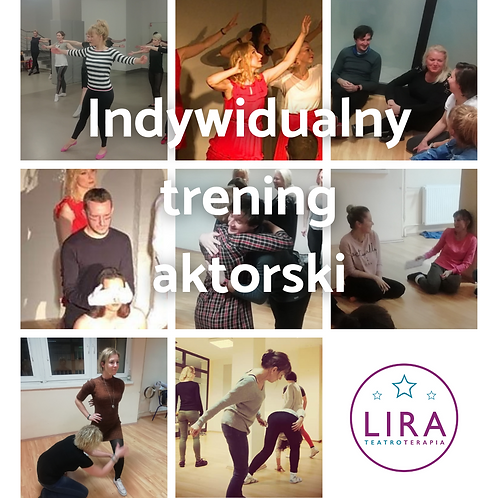 Indywidualny trening aktorski