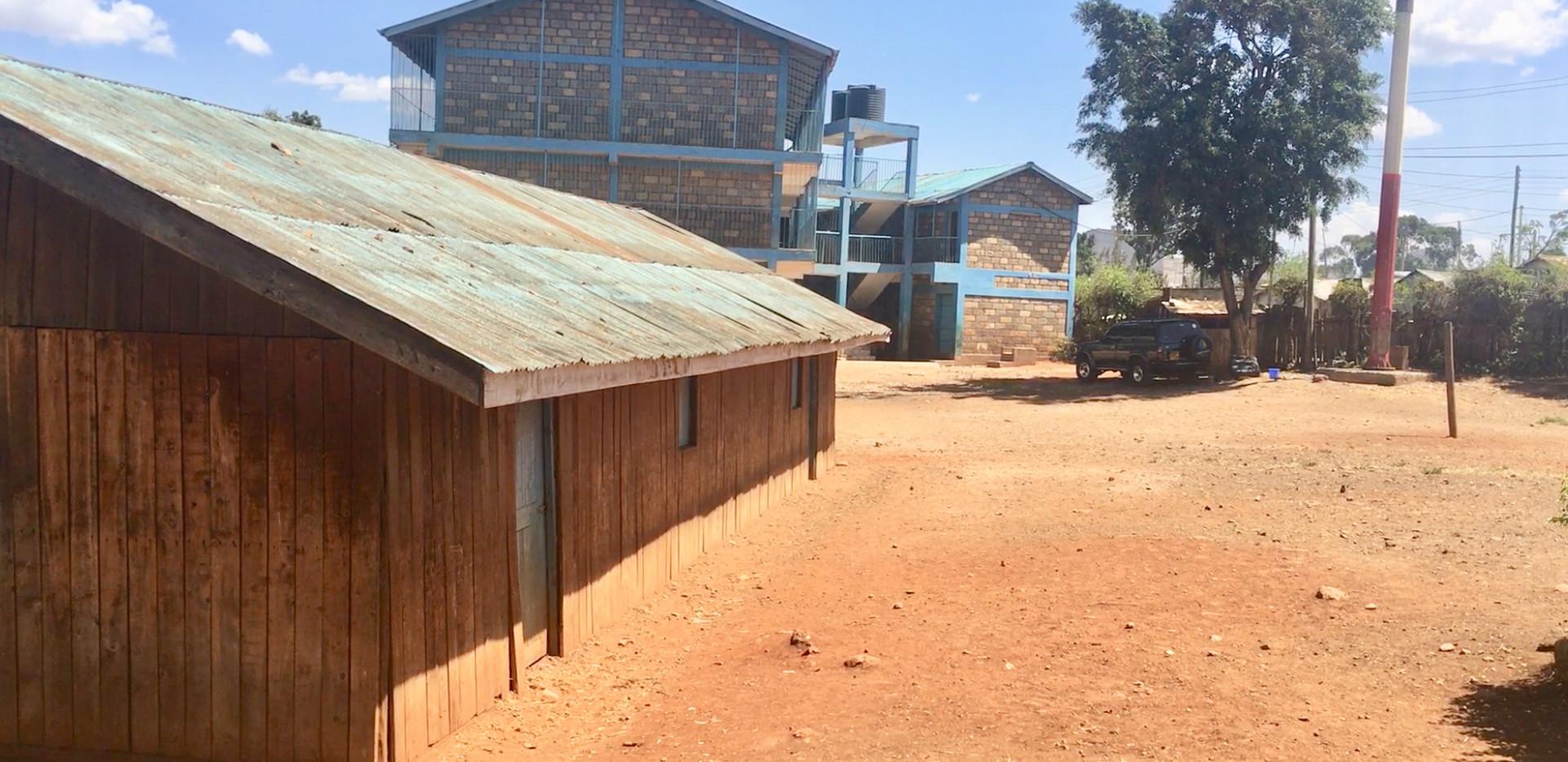 Korogocho School, Nairobi, Kenya